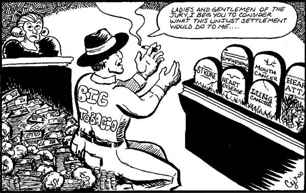 big tobacco