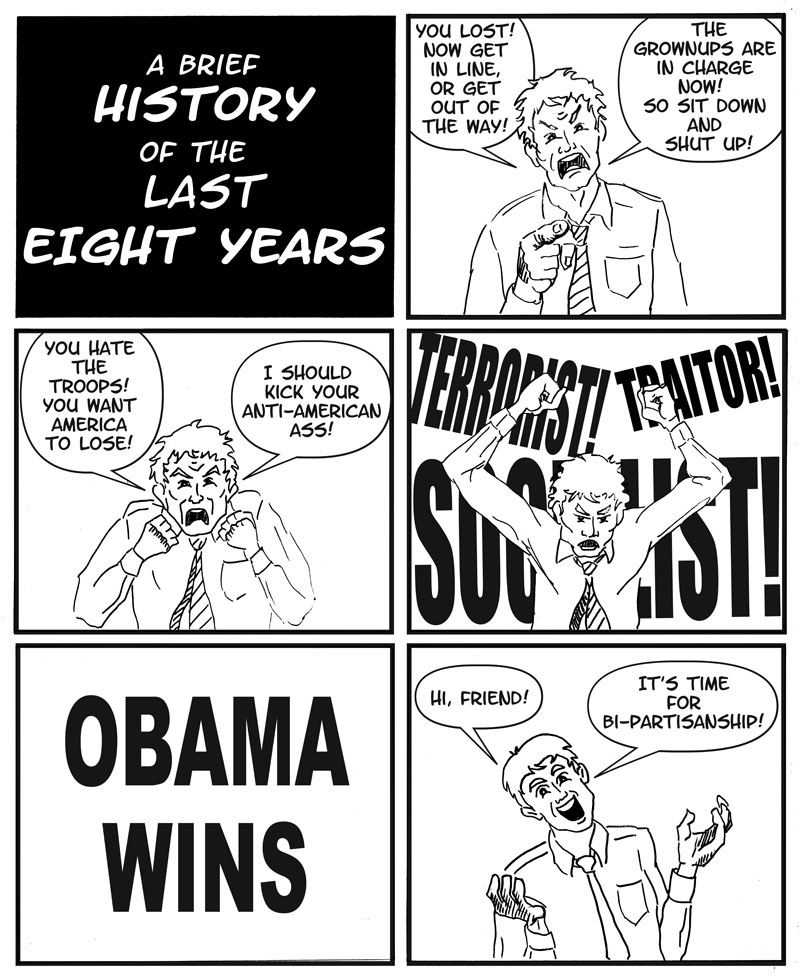 A Brief History of the Last 8 Years