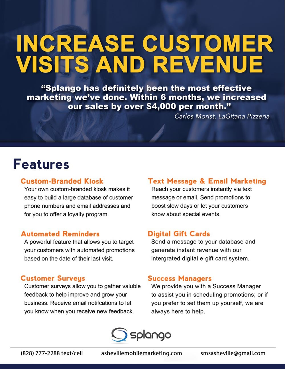 Mobile Marketing in Asheville, NC and the surrounding regions of WNC, Upstate SC, and Eastern TN.