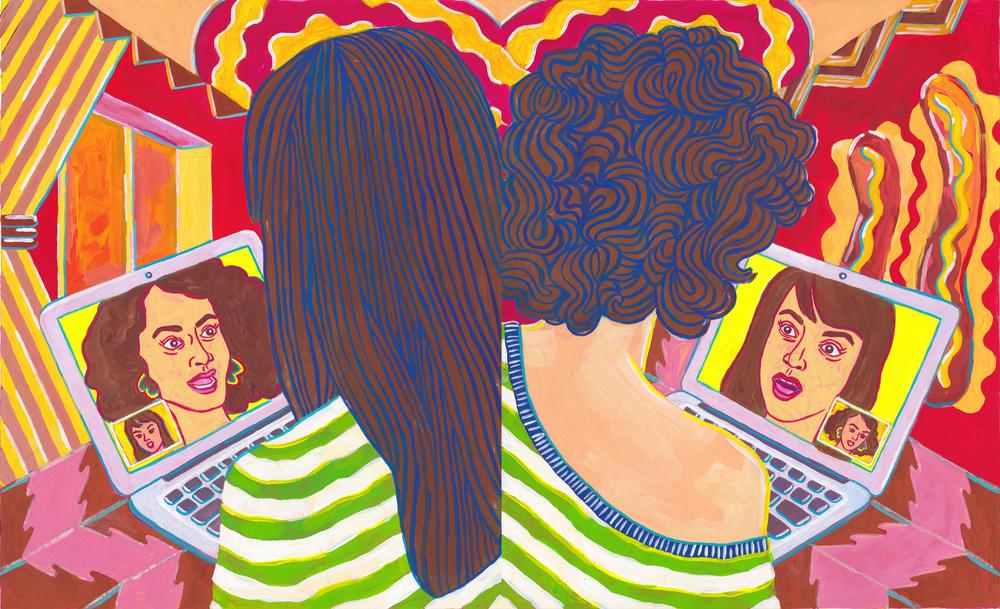 Abbi & Ilana Skype Loop