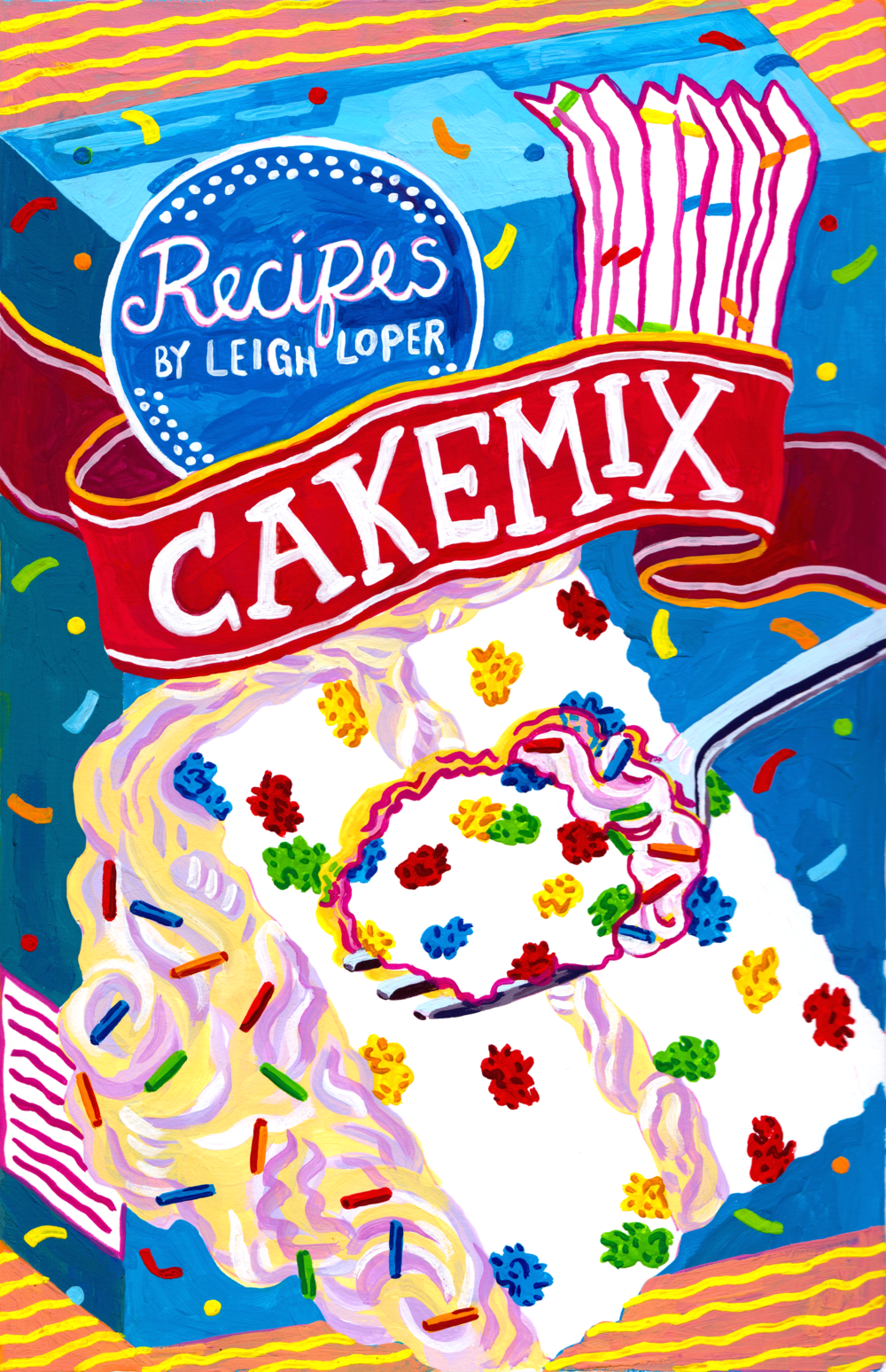 Cakemix recipe book