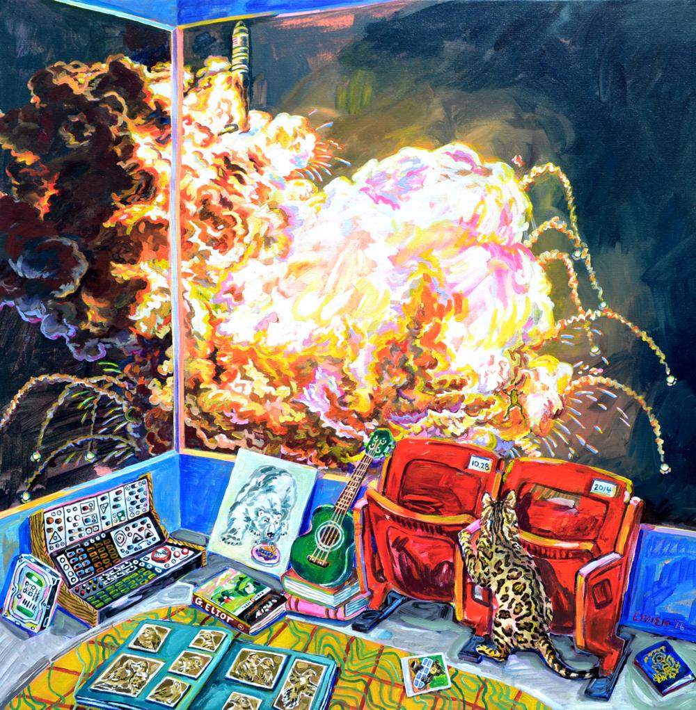 Antares Explosion