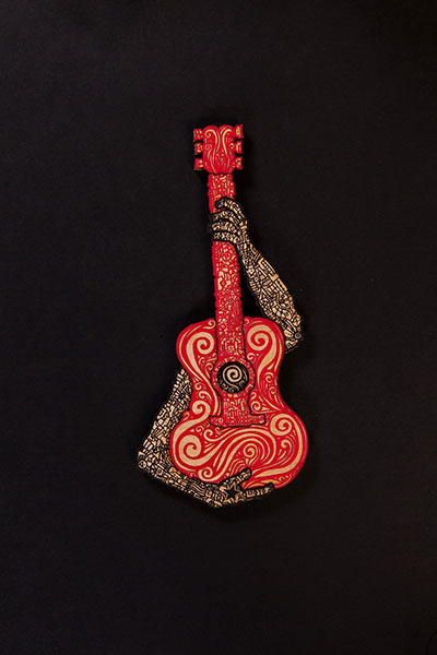 Musico Red Black