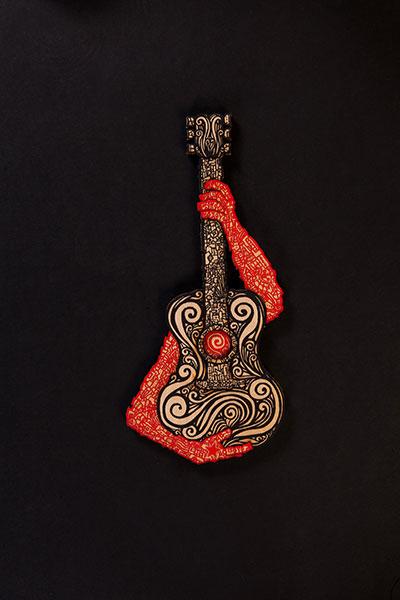 Musico Black Red