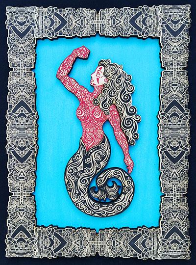 Sirena Loteria Turquoise