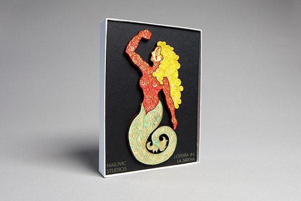 Sirena Boxed