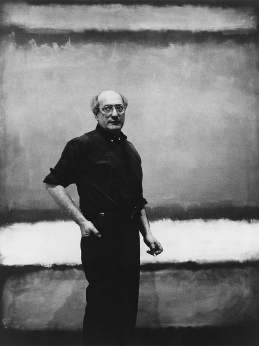 """I think of my pictures as dramas; the shapes in the pictures are the performers. They have been created from the need for a group of actors who are able to move dramatically without embarrassment and execute gestures without shame."" - Mark Rothko"
