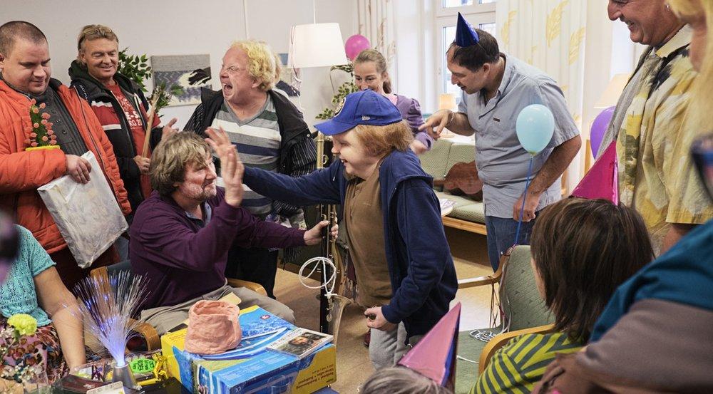 Sota seniorer i vemodig komedi