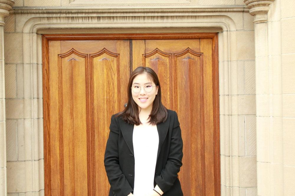 Julia Kim     Secretary