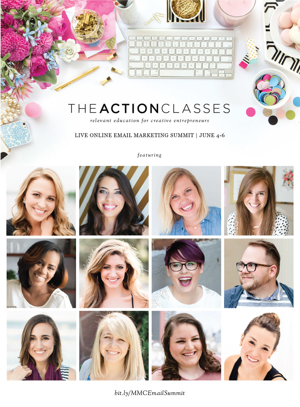 Excited to be part of  The Action Classes !