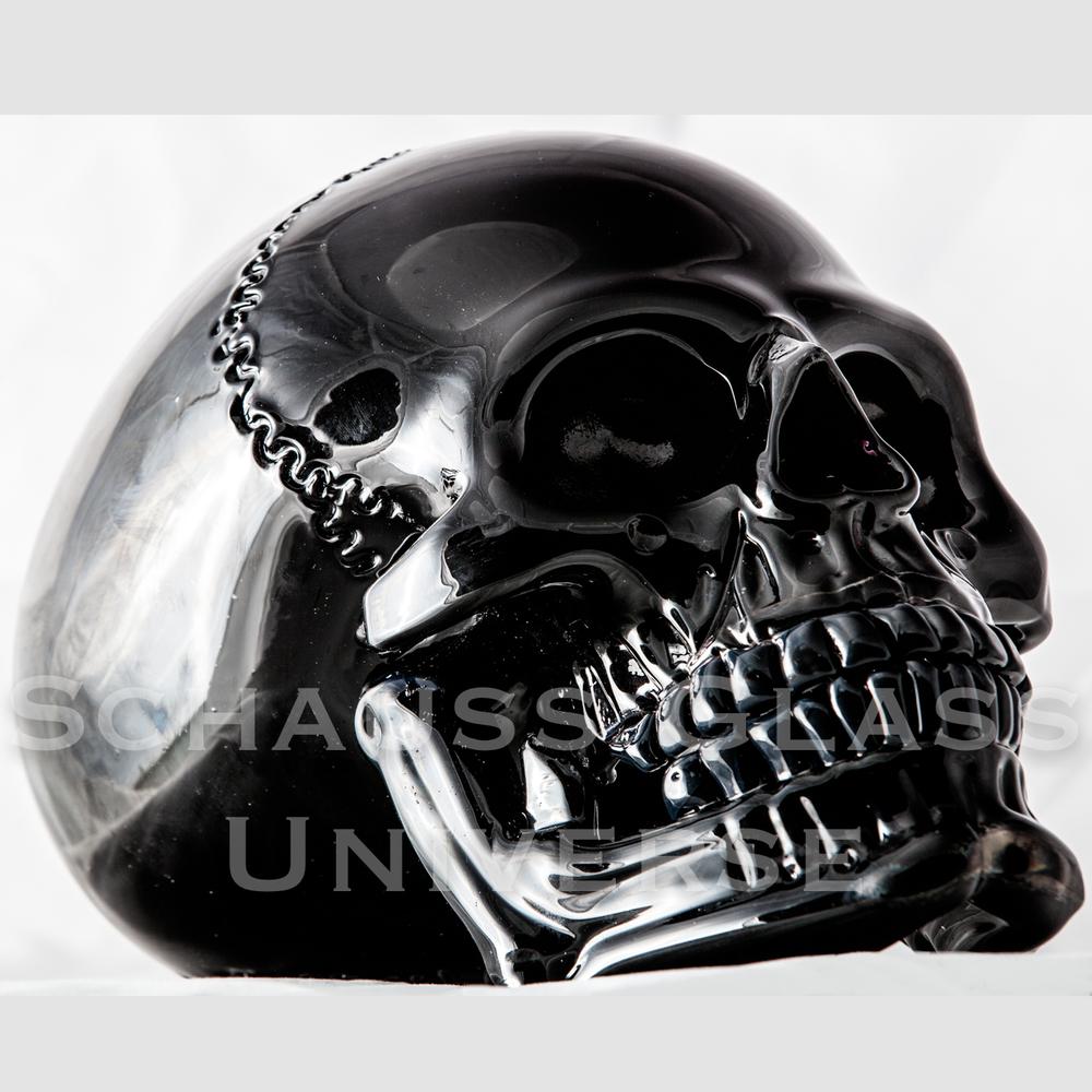 ©2015SchaussGlassblowingLLC SkullHumanBlack.5.jpg