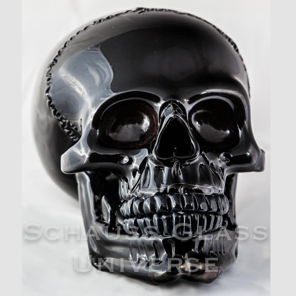 ©2015SchaussGlassblowingLLC SkullHumanBlack.jpg