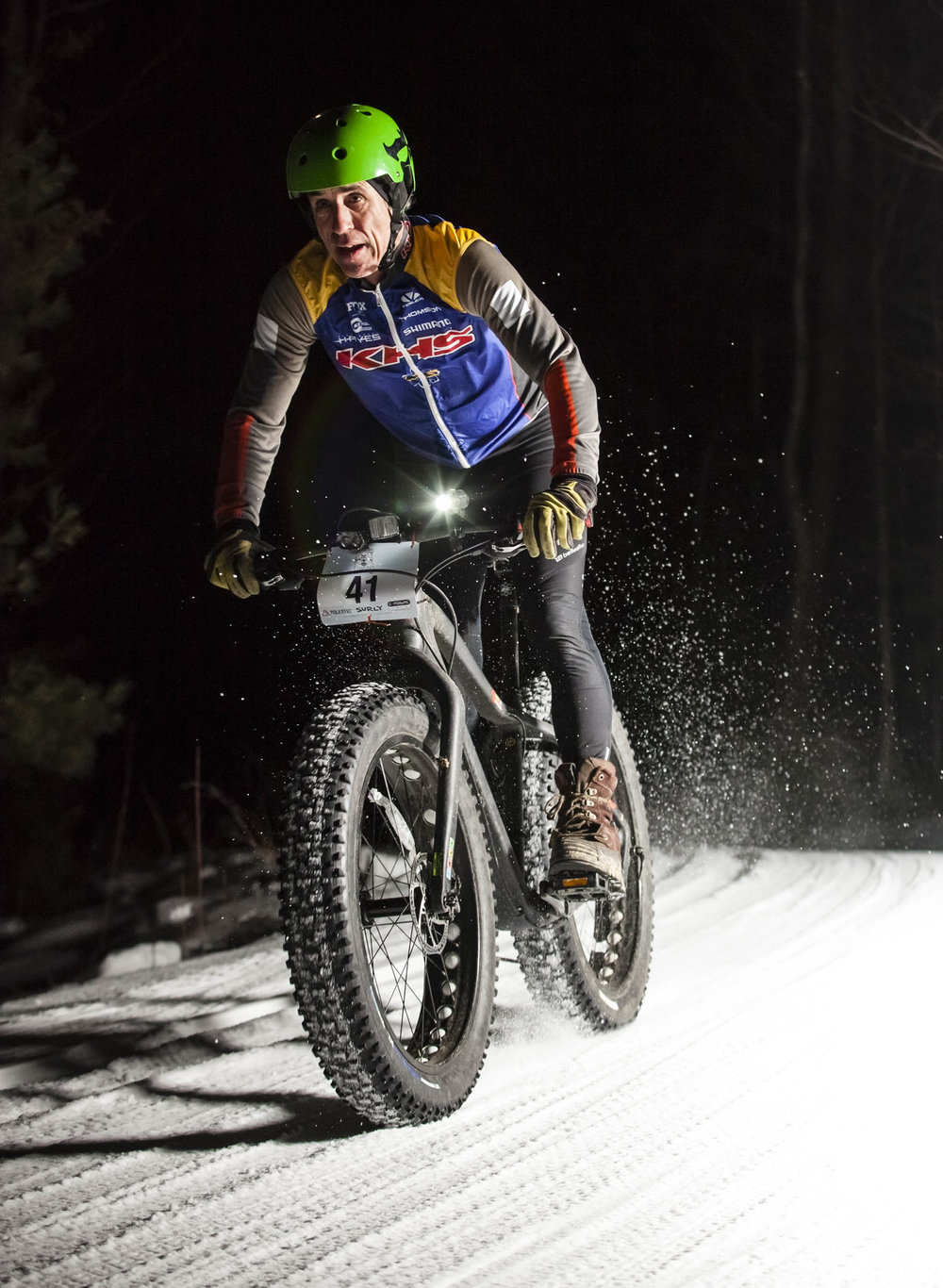 Polartech Fat Bike Series, 2015
