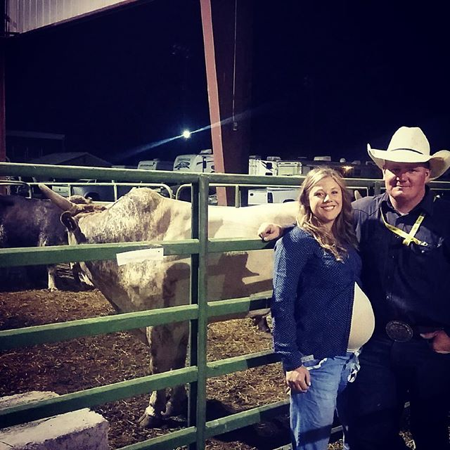 Rodeo, its a family affair! #nextgeneration #borntobuck #howellrodeoco