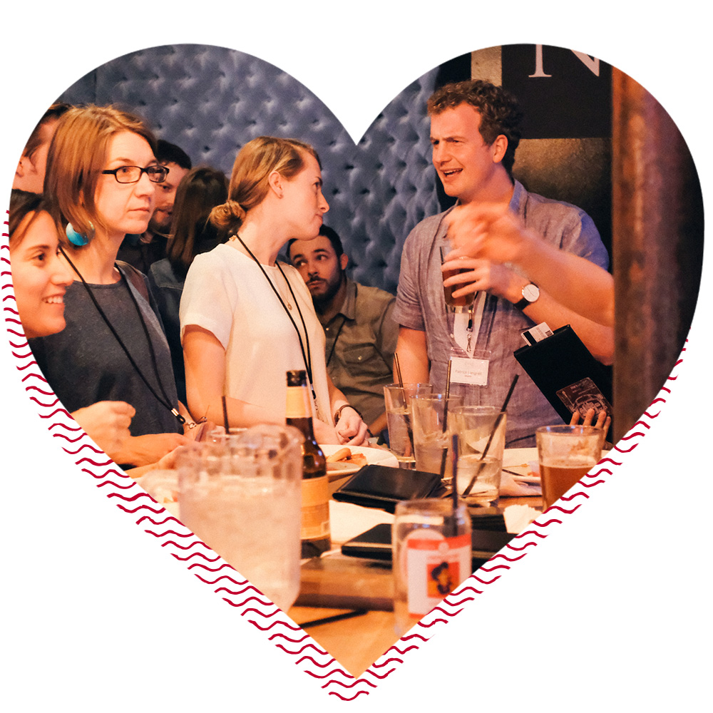 The intimacy you've been longing for, coming to a city near you. - If you're here, you already know the power of yearly(ish) gatherings and online community. We've already had one marriage and several dates (hopefully babies?) come out of it. You also know the limits. We've launched CC Connections to partner with you in creating the atmosphere and community that best breeds intimate relationships. You are creatives, entrepreneurs, professionals, and leaders with a hunger for fulfilling your capital V Vocation, and we're here to help make that happen.