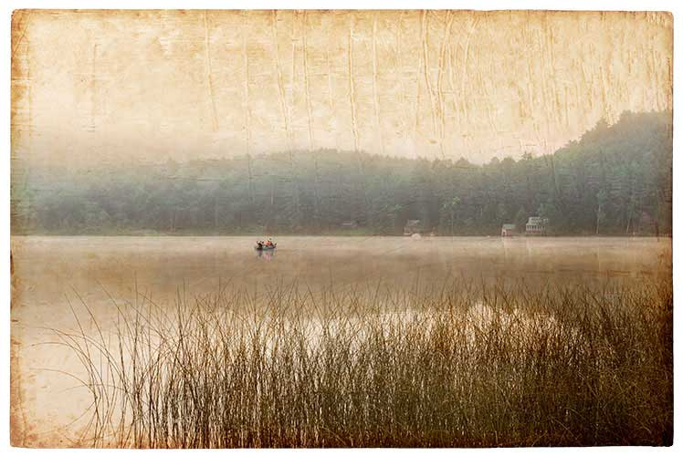 Lyme Pond No.II