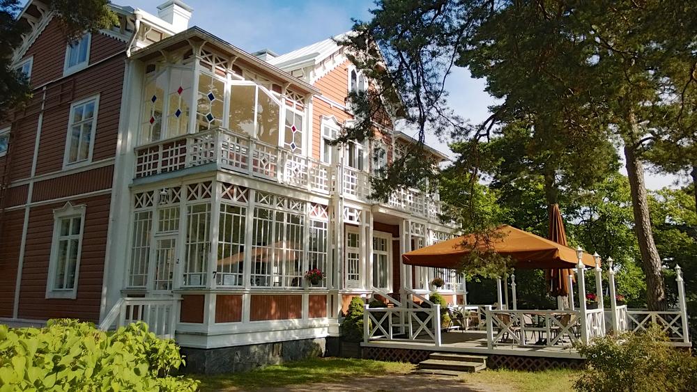 Villa Maija – Hanko Finland