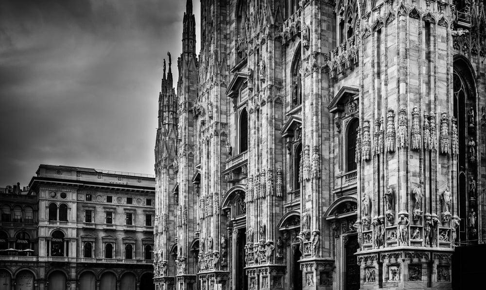 Dramatic Duomo