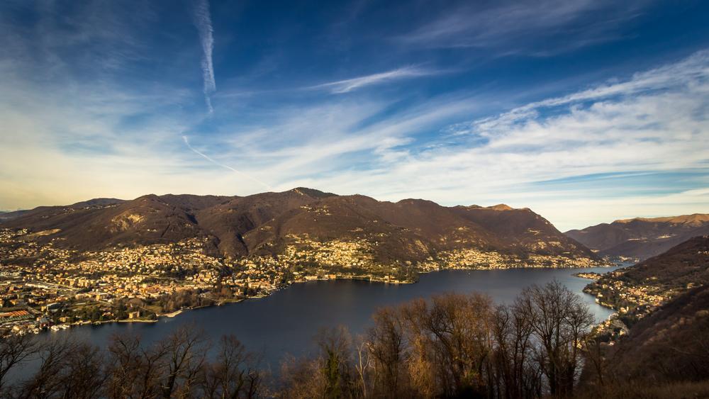 Lake Como Hills