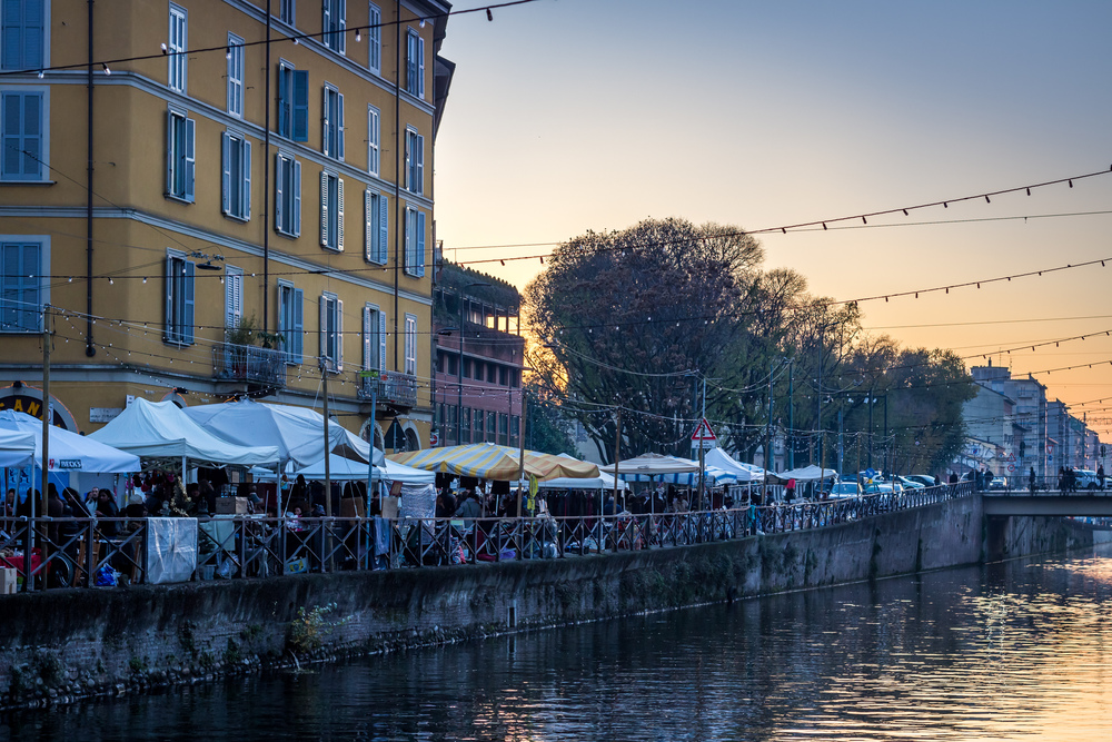 Navigli Market