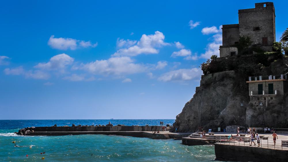 Monterosso al Mare Pier