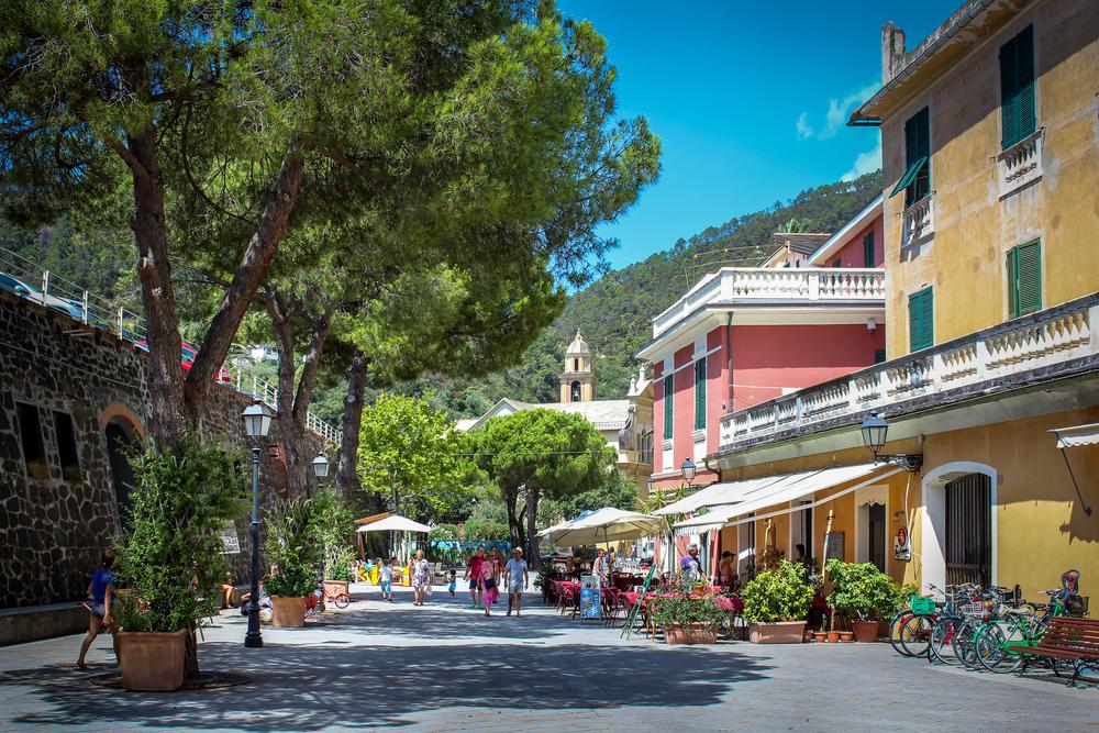 Streets of Bonassola