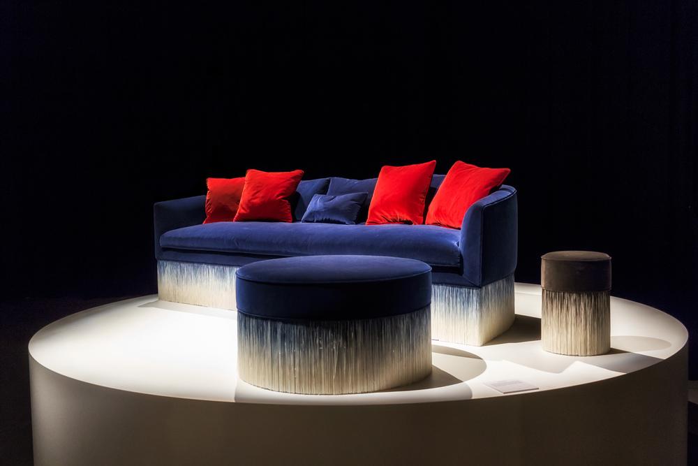 Futuristic Sofa