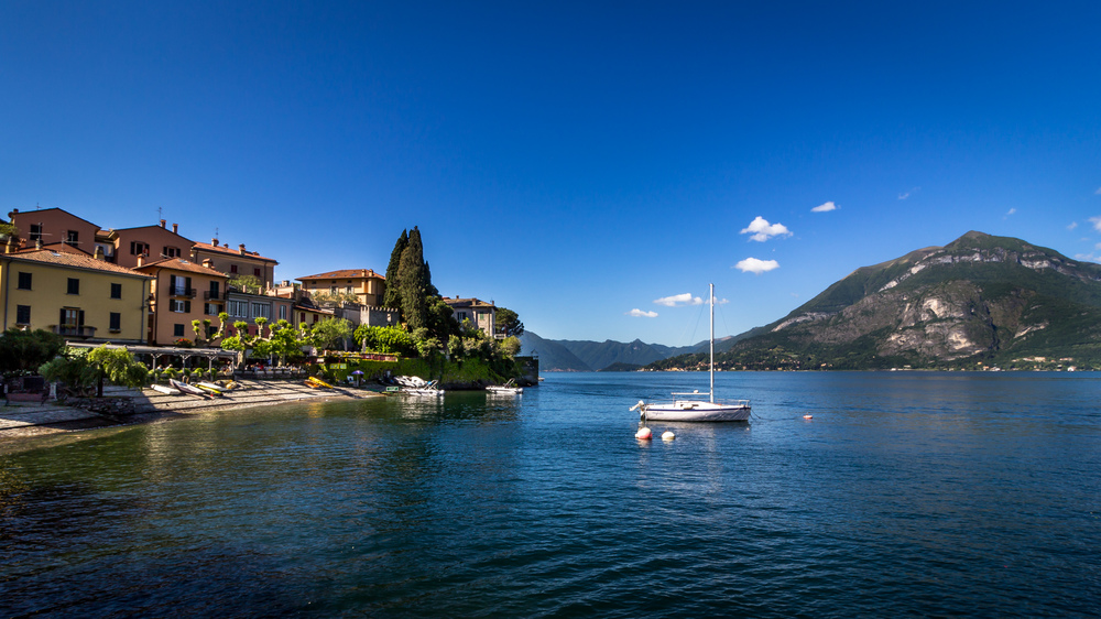 Varenna Harbour
