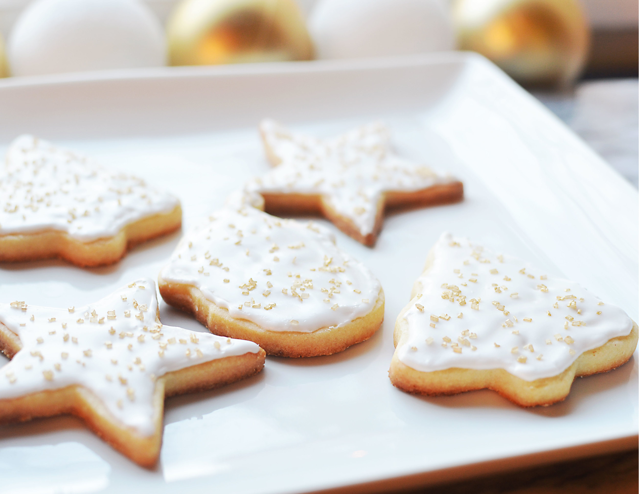 Sugar Cookies + Royal Icing Recipe — THE GLOSSIER