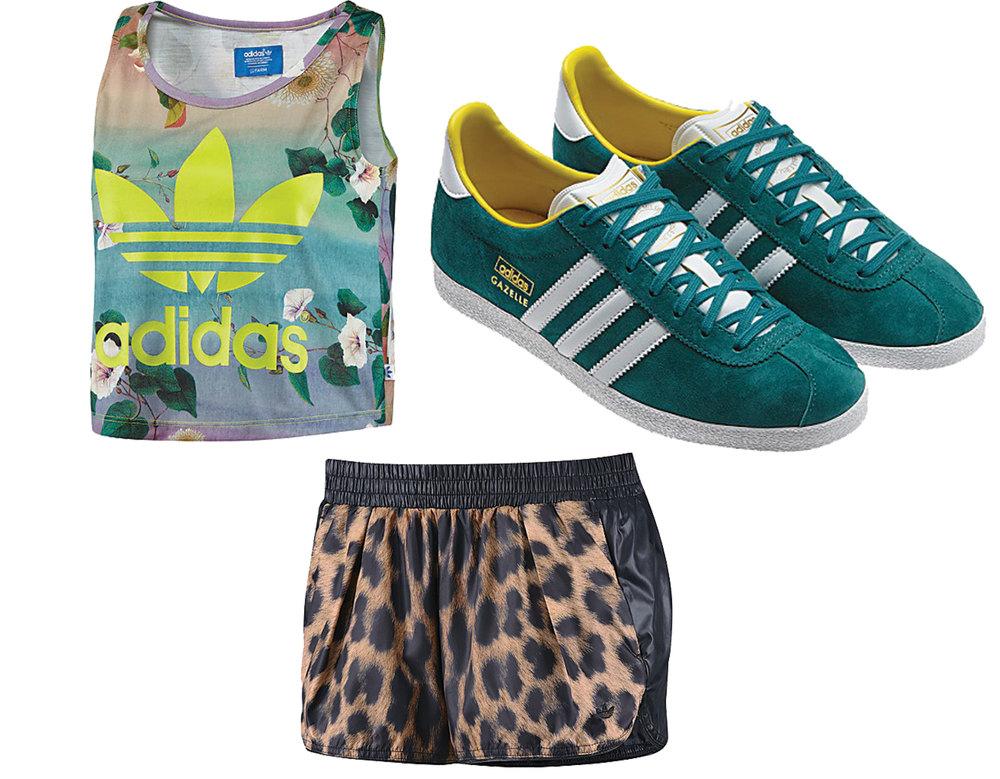 Trend Report: Adidas Originals — THE GLOSSIER