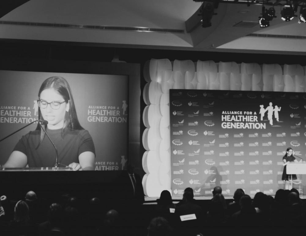 Tasha-James-The-Glossier-Blogger-DC-Arlington-Events-Bill-Clinton-Technogym-Alliance-For-A-Healthier-Generation-3