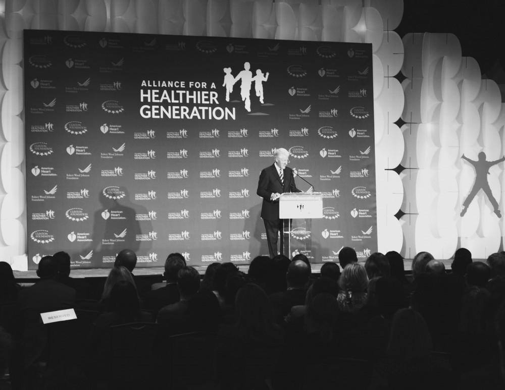 Tasha-James-The-Glossier-Blogger-DC-Arlington-Events-Bill-Clinton-Technogym-Alliance-For-A-Healthier-Generation-4