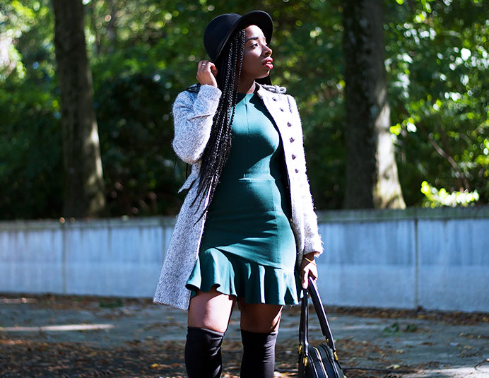 Tasha-James-The-Glossier-Fashion-Style-Beauty-Lifestyle-Blogger-DC-Arlington-Top-Streetstyle-Editorial-Box-Braids-Combat-Boots-Green-Dress-Asos-12.jpg