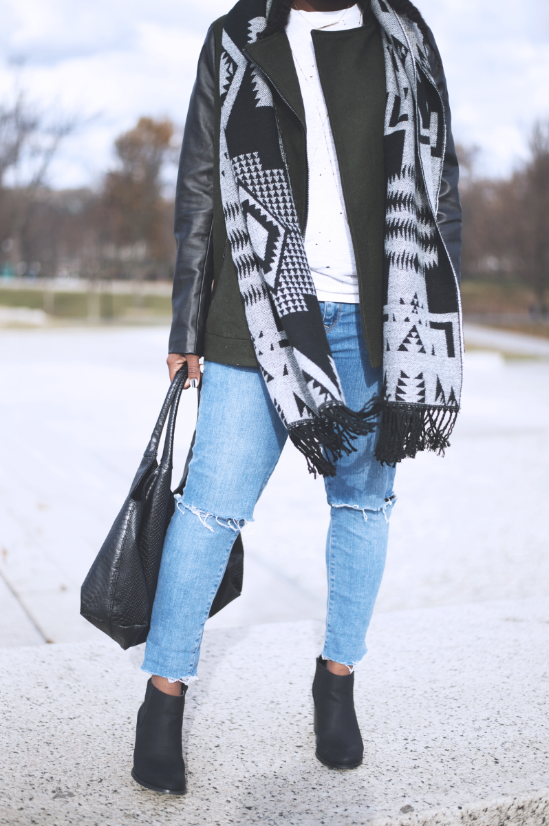 Tasha-James-The-Glossier-Fashion-Beauty-Makeup-Blogger-Outfit-Style-Winter-Trends-Blanket-Scarf-Ripped-Jeans-16