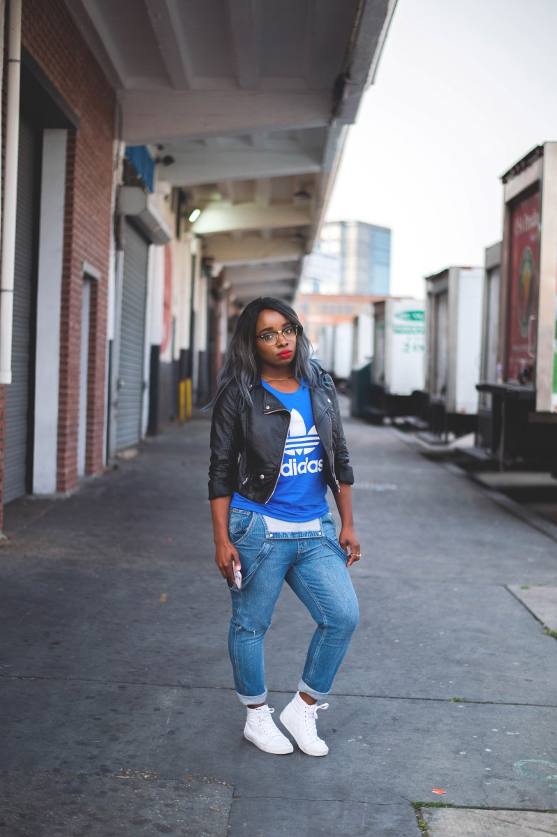 Tasha-James-The-Glossier-Overalls-Adidas-Vans-Red-Lips-Style-Fashion-Blogger-8 copy