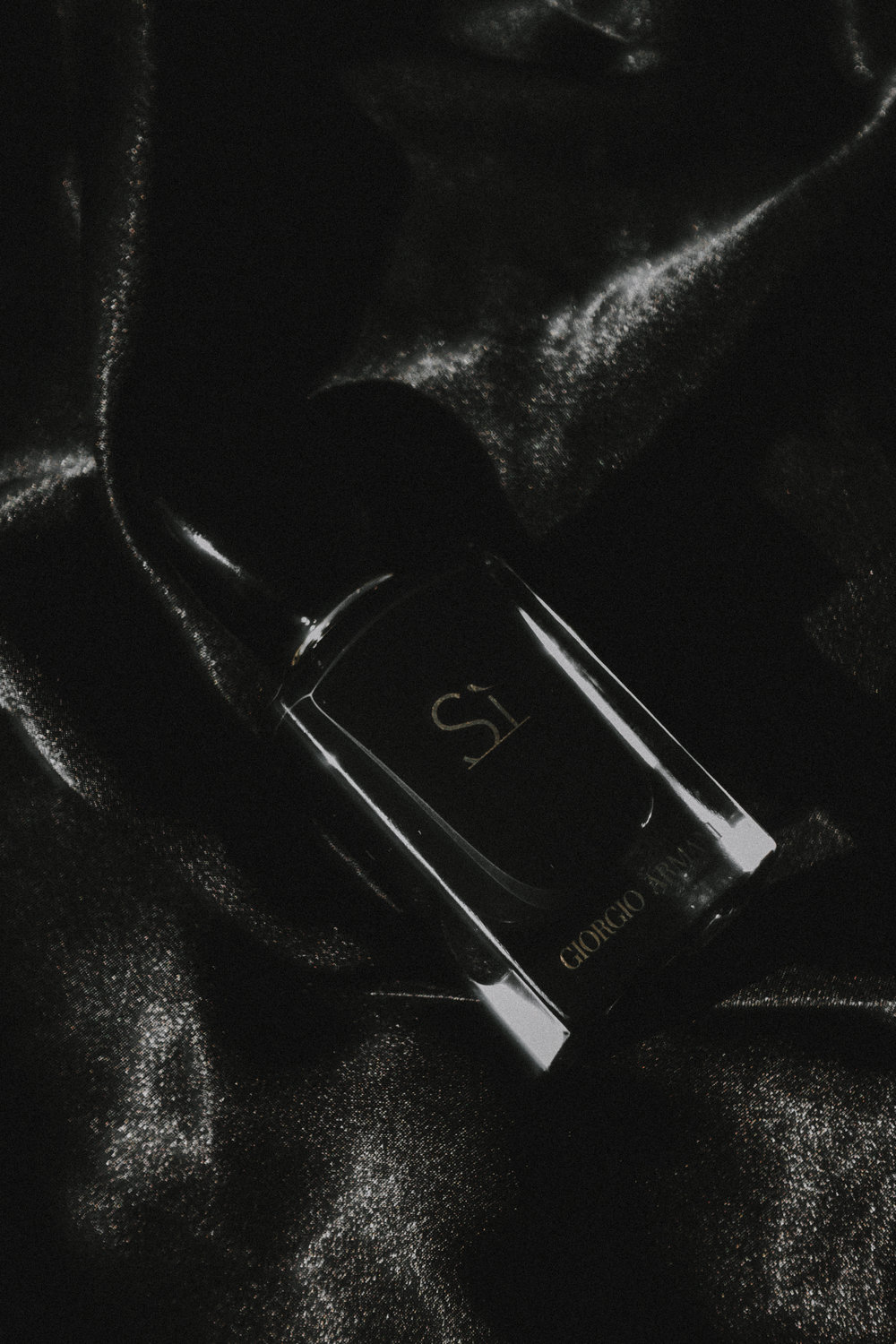 Intoxicating + sultry: Giorgio Armani - Sì Intense - 1.7 oz, $96