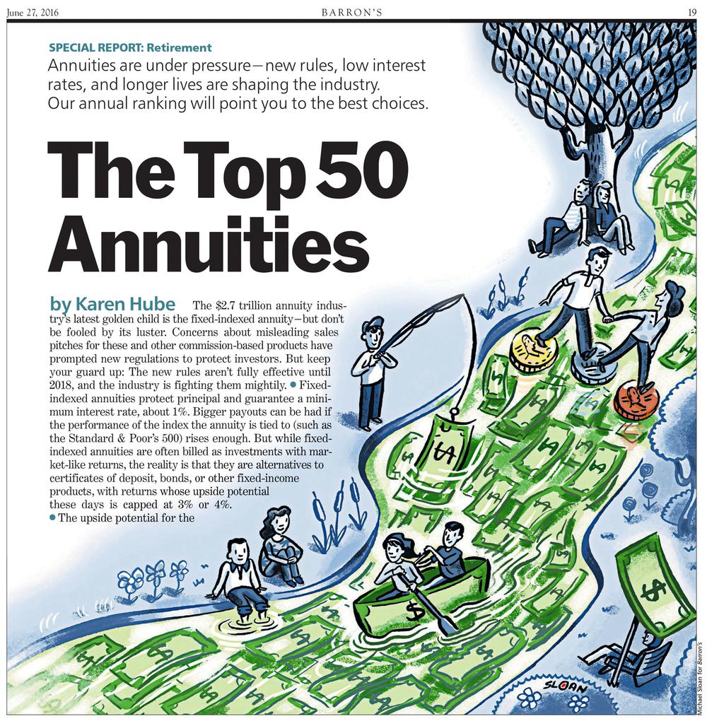 Top 50 Annuities.