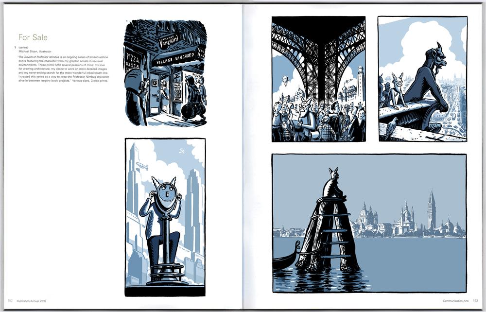 2-page spread.