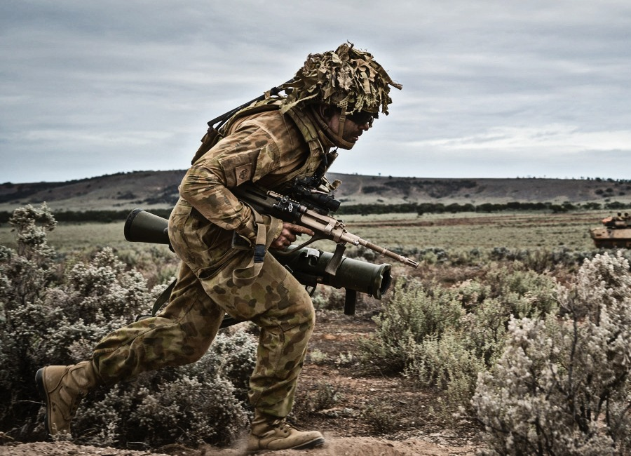 Photo Cred: Defence Imagery Australia