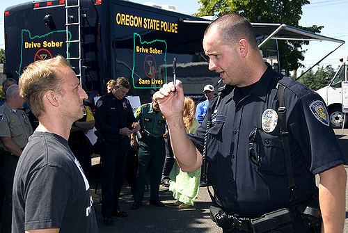 DUI Field Sobriety Tests
