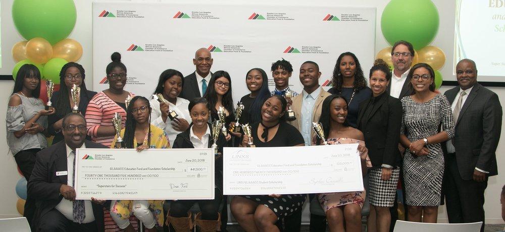 2018 GLAAACC Scholars