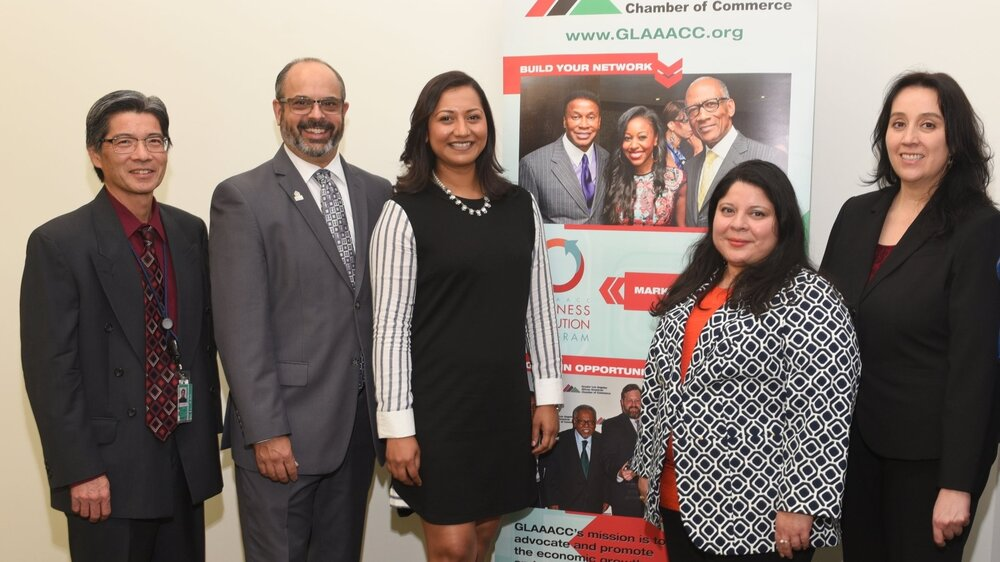 "GLAAACC in the AM "" How to do Business with Transportation"""