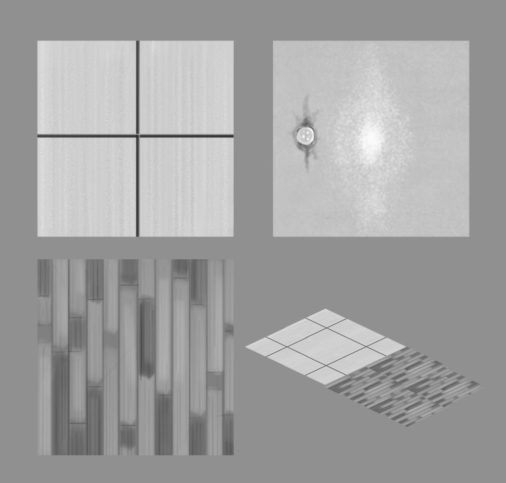 Floor concept art.