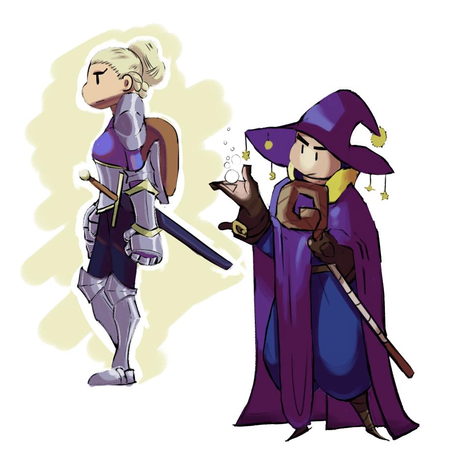 Fantasy Class Concepts, 2016
