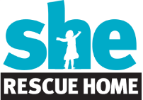 Proud supporters of the                'She Rescue Home'