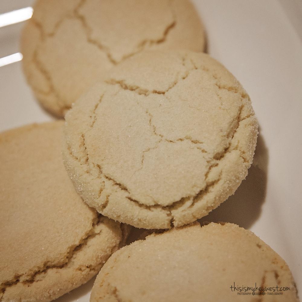 Gluten, dairy, grain free sugar cookies