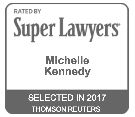 Michelle kennedy art law super lawyers 2017.png