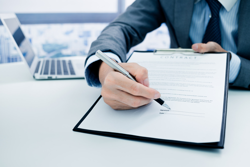 CONTRACTS - We can help you with contract review, custom drafting, and negotiation.