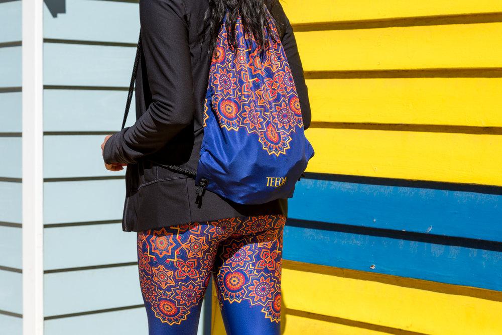 Kirana Drawstring Bag