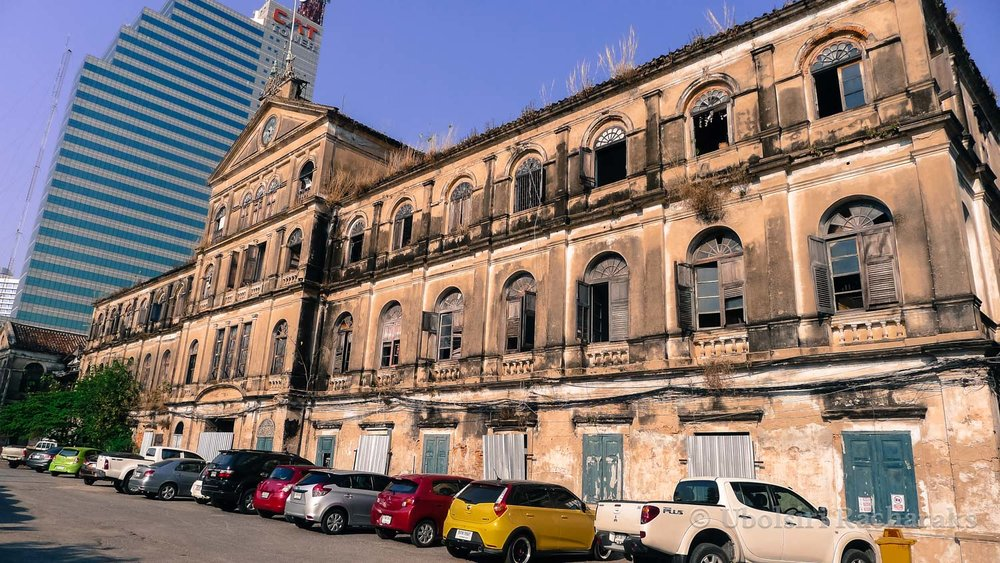 Old Customs House, Bangkok, Thailand